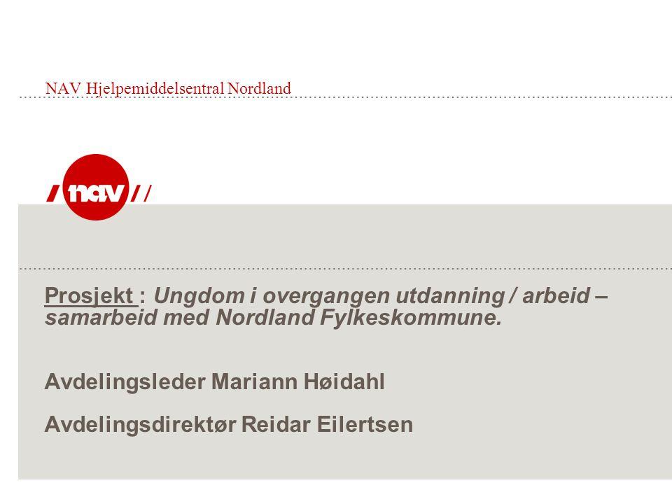 NAV Hjelpemiddelsentral Nordland