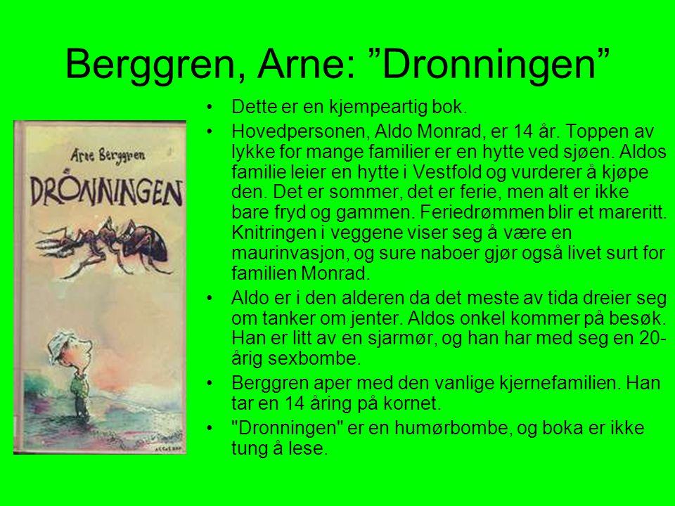 Berggren, Arne: Dronningen