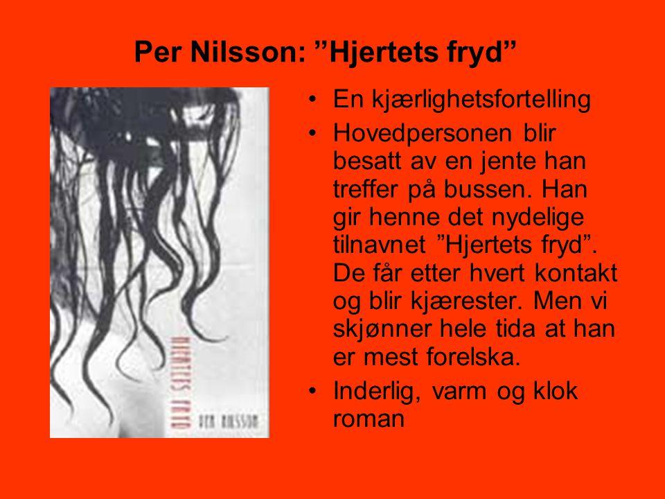 Per Nilsson: Hjertets fryd