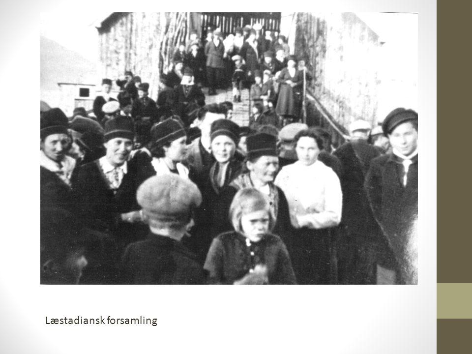 Læstadiansk forsamling