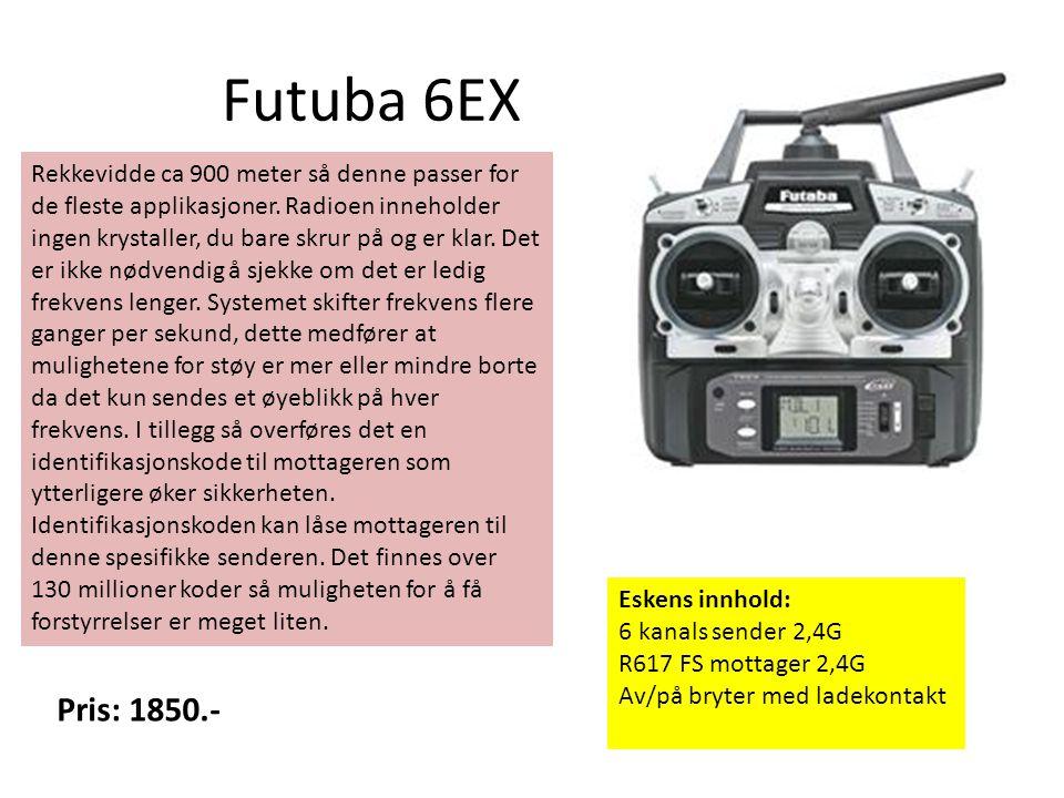 Futuba 6EX