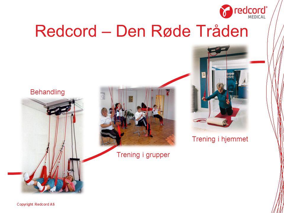 Redcord – Den Røde Tråden