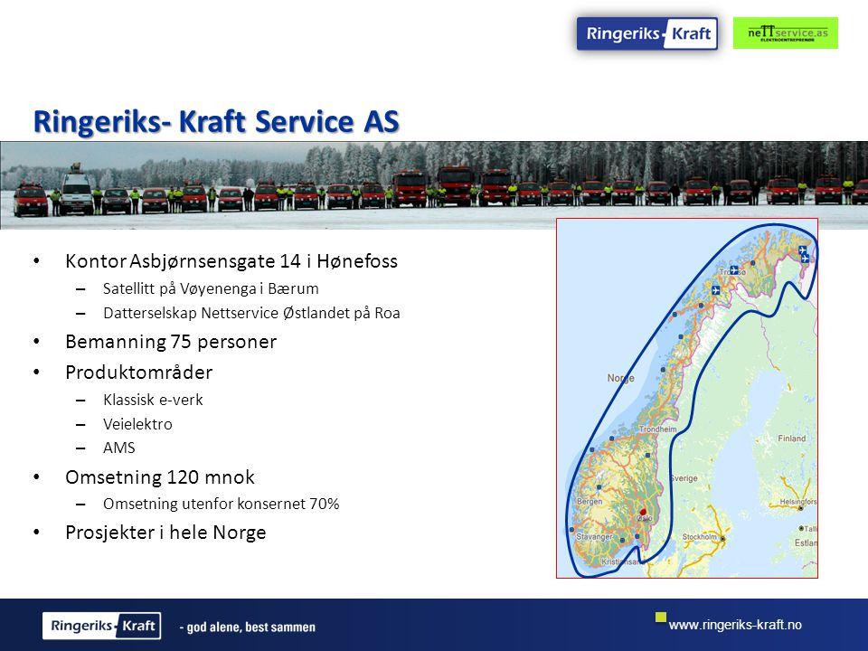 Ringeriks- Kraft Service AS