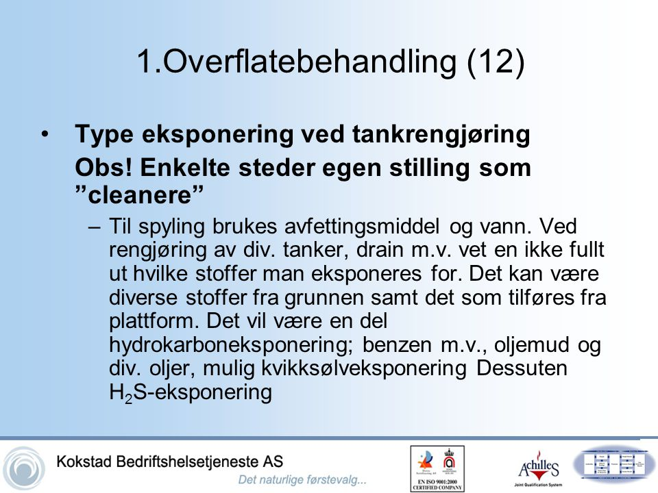 1.Overflatebehandling (12)