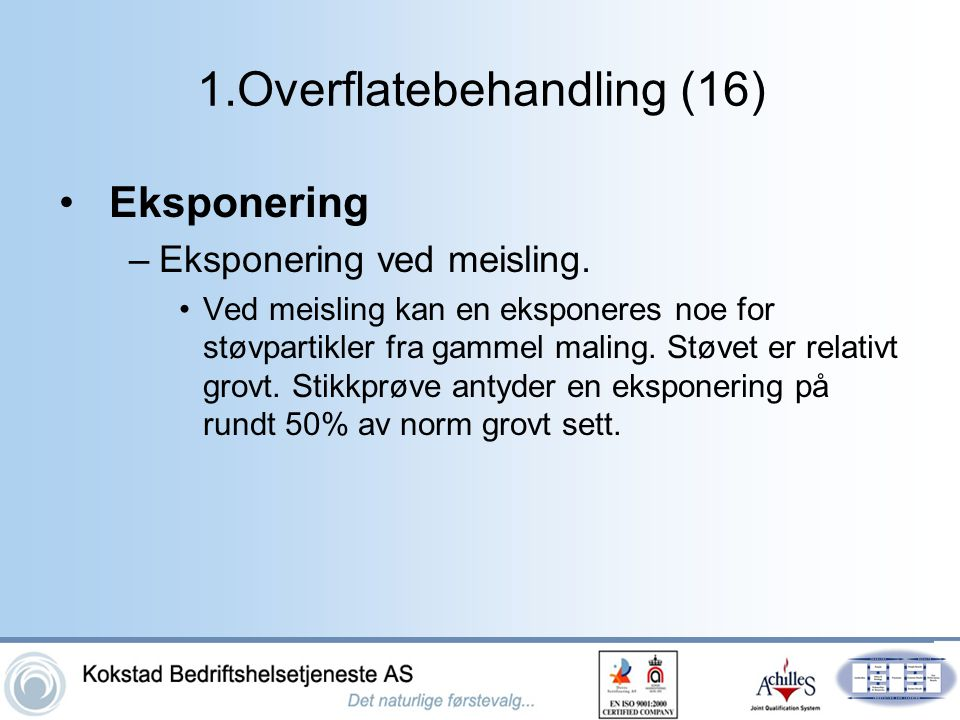 1.Overflatebehandling (16)