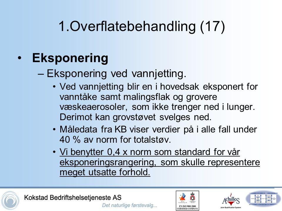 1.Overflatebehandling (17)