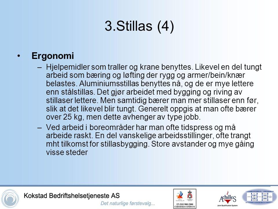 3.Stillas (4) Ergonomi.