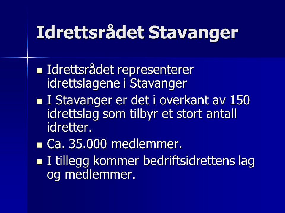Idrettsrådet Stavanger