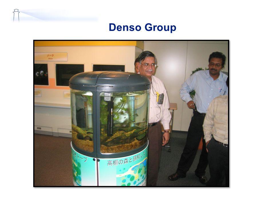 Denso Group Denso: 0 som mål, gjenskape økosystemet rundt fabrikkene.