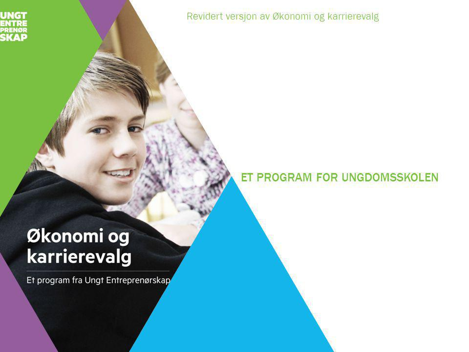 Et program for ungdomsskolen