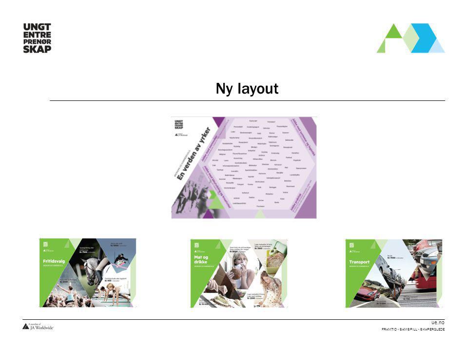 Ny layout Framtid - Samspill - Skaperglede