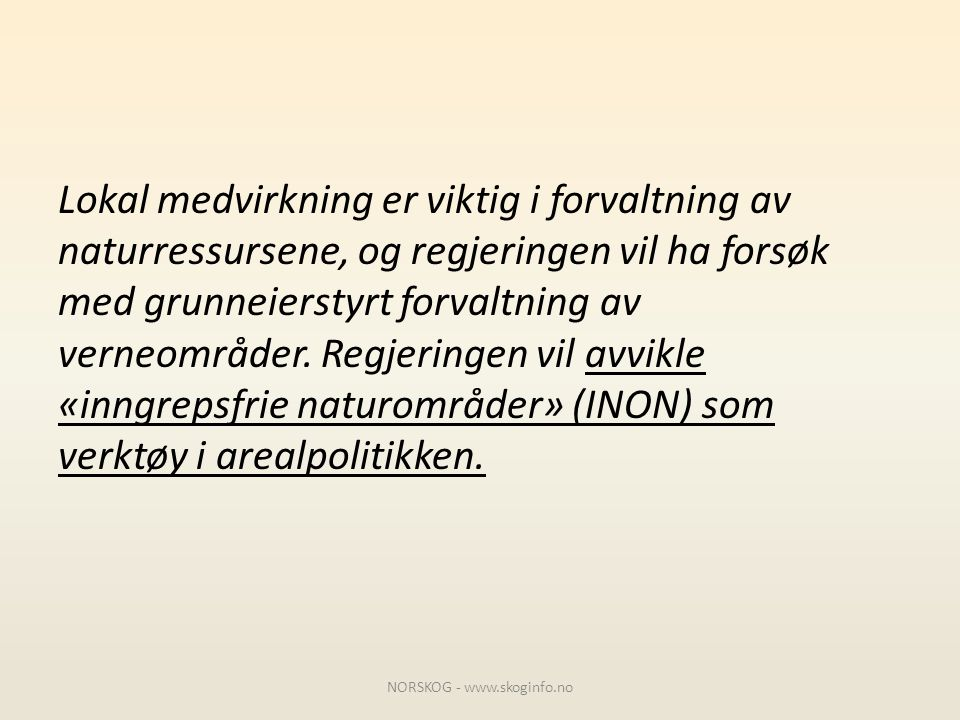 NORSKOG - www.skoginfo.no