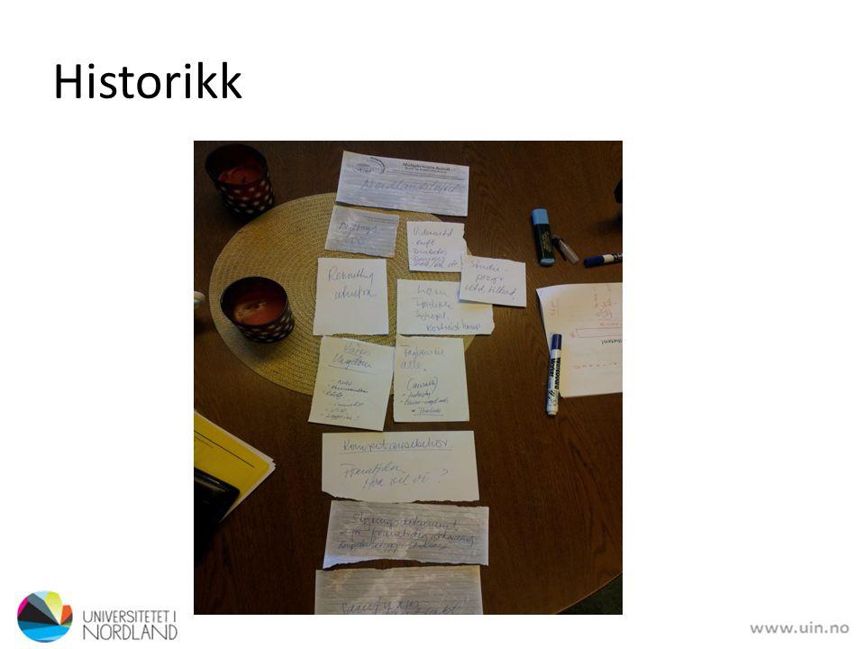 Historikk