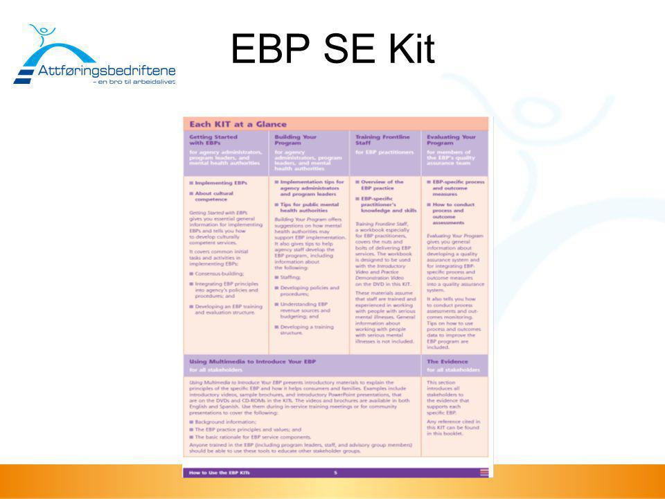 EBP SE Kit