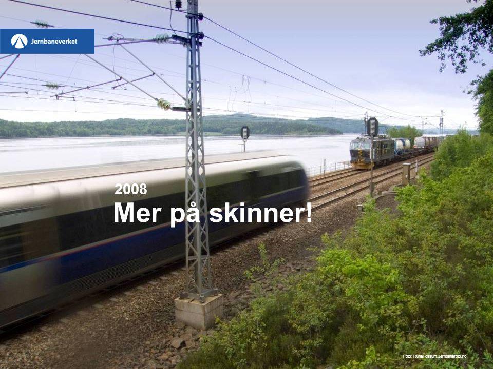 Foto: RuneFossum,Jernbanefoto.no