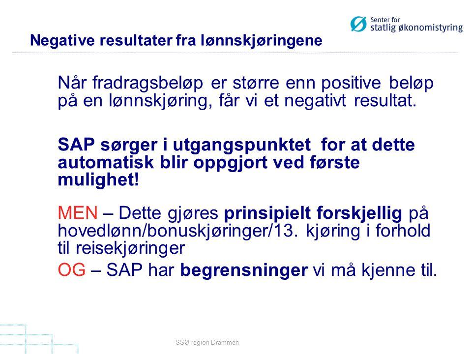 OG – SAP har begrensninger vi må kjenne til.