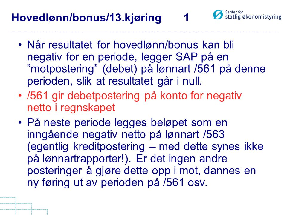Hovedlønn/bonus/13.kjøring 1