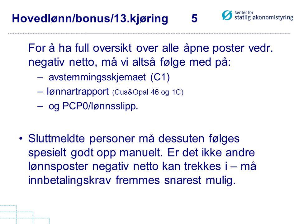 Hovedlønn/bonus/13.kjøring 5