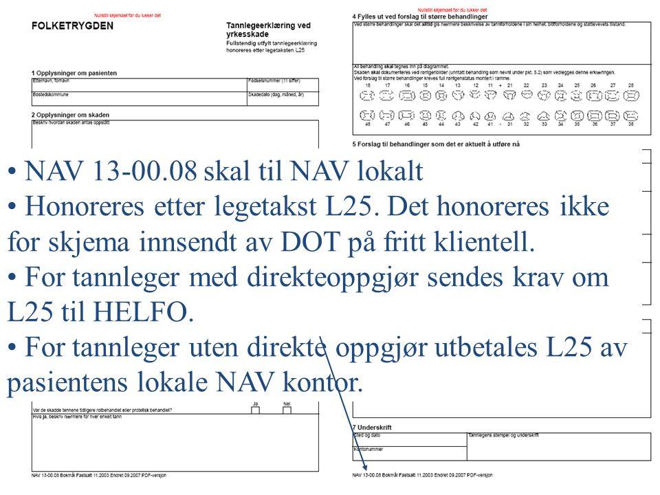 NAV 13-00.08 skal til NAV lokalt