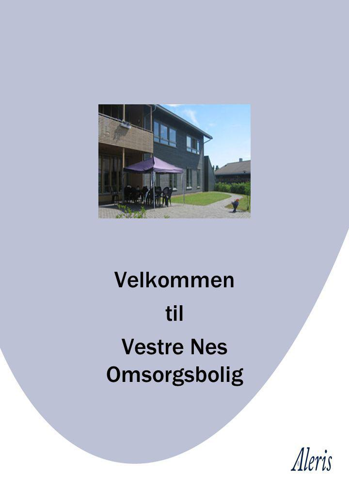 Velkommen til Vestre Nes Omsorgsbolig