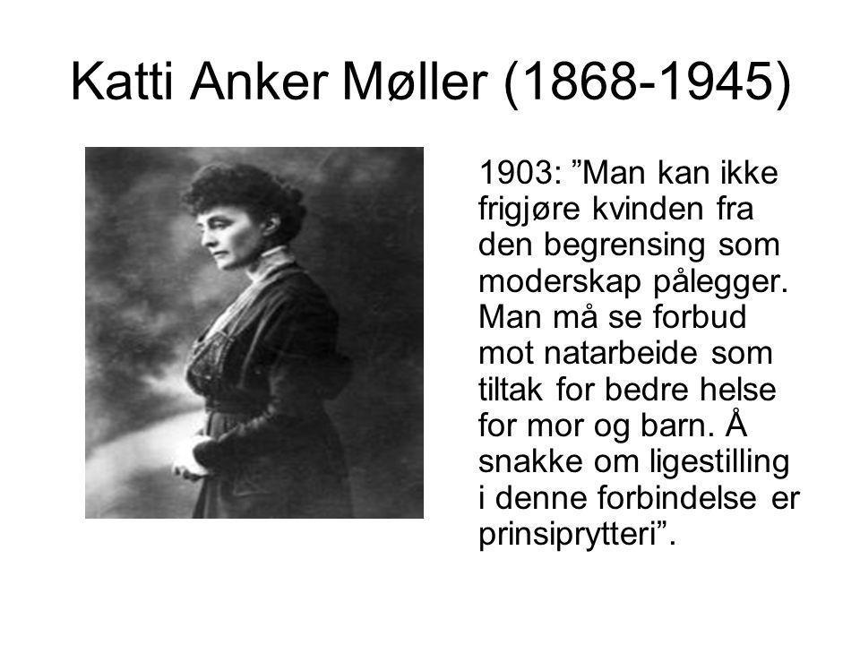Katti Anker Møller (1868-1945)