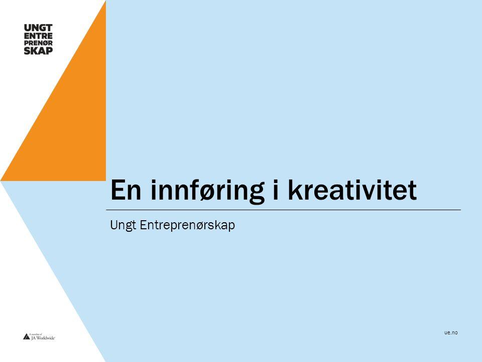 En innføring i kreativitet