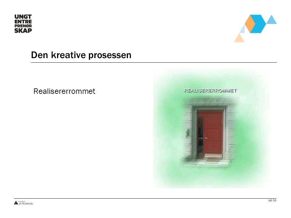 Den kreative prosessen