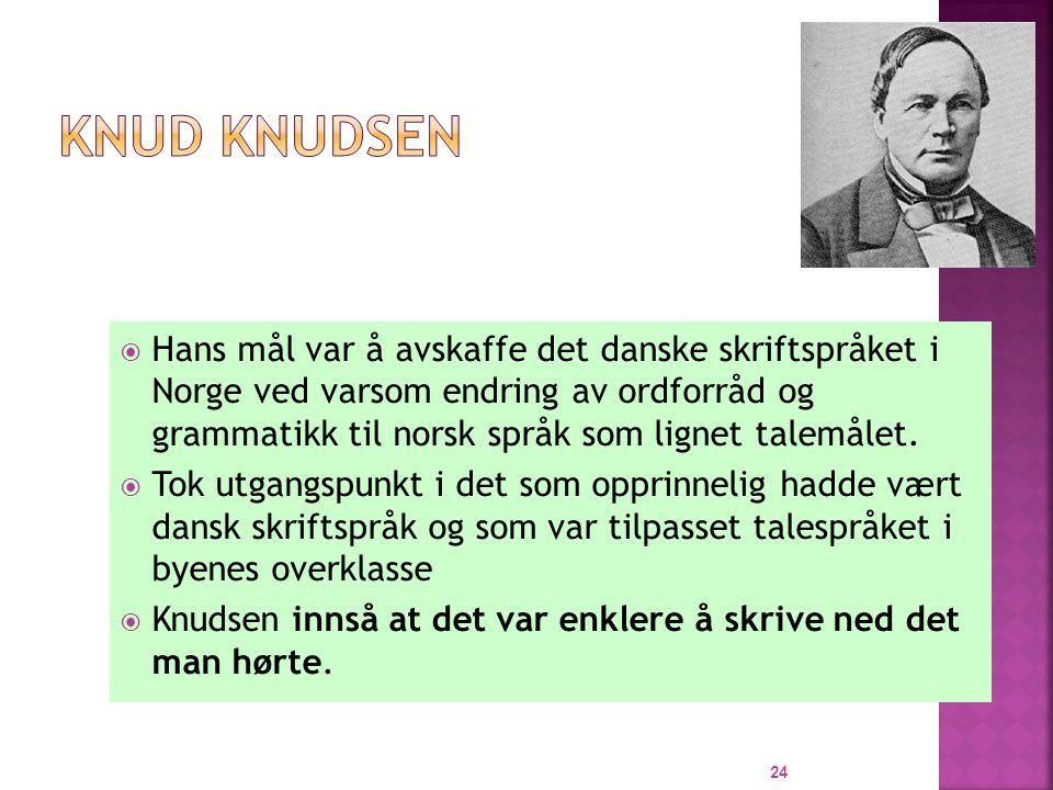 Knud Knudsen