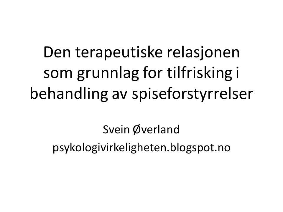 Svein Øverland psykologivirkeligheten.blogspot.no
