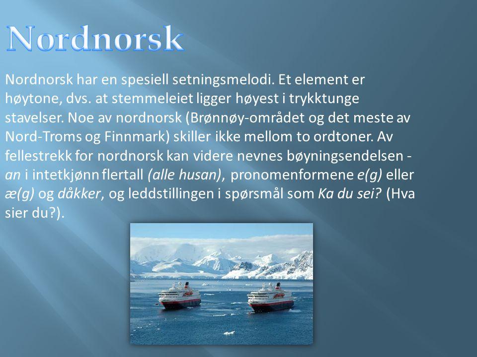 Nordnorsk