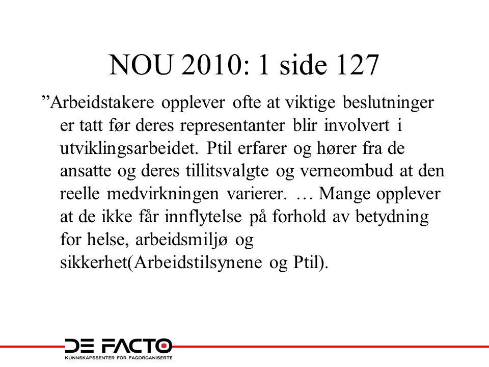 NOU 2010: 1 side 127