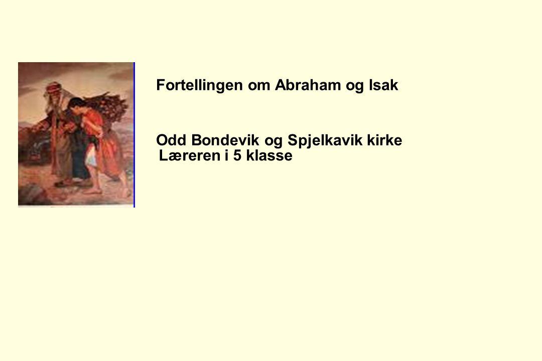 Fortellingen om Abraham og Isak