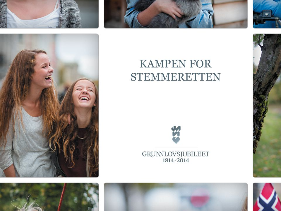 Kampen for stemmeretten