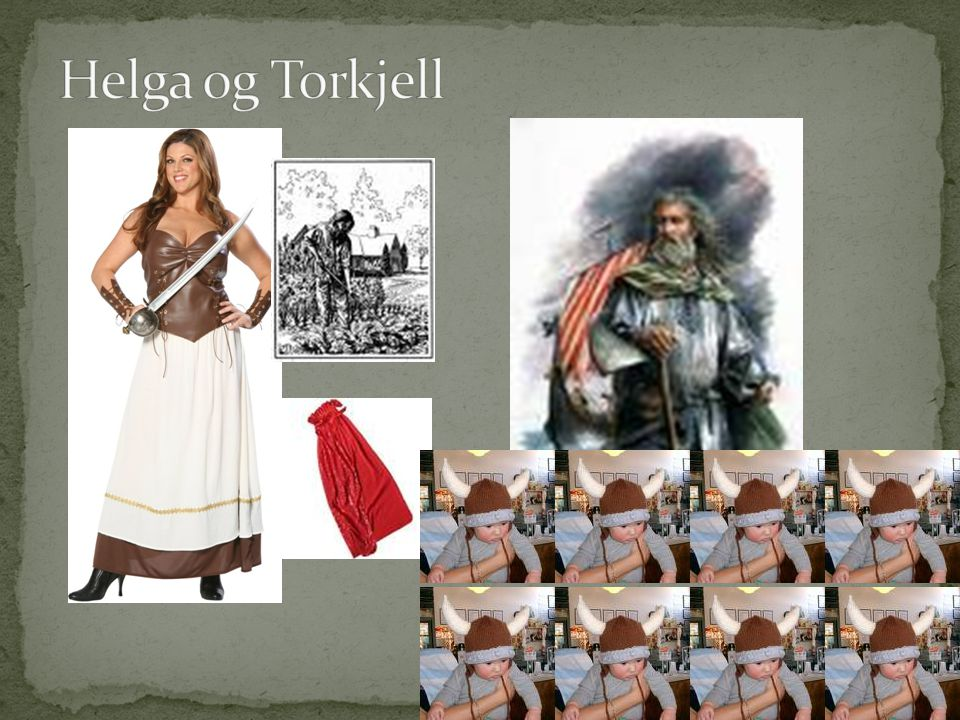 Helga og Torkjell