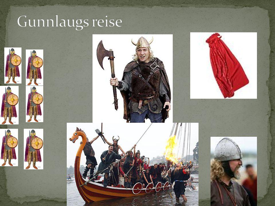 Gunnlaugs reise