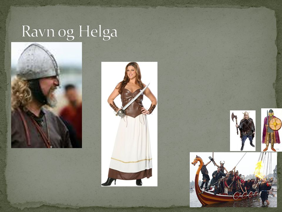 Ravn og Helga