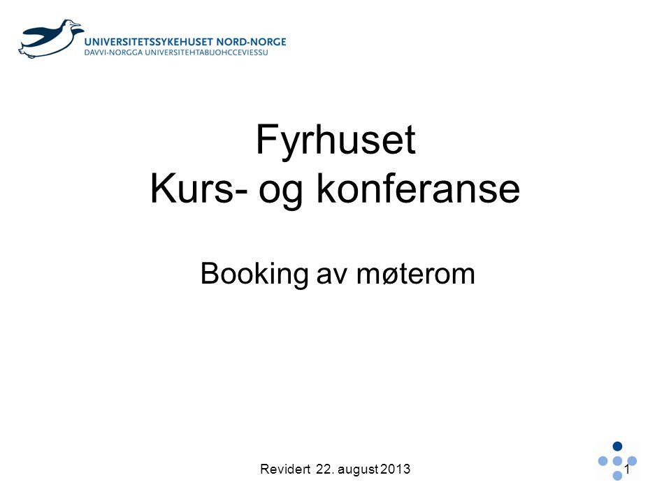 Fyrhuset Kurs- og konferanse