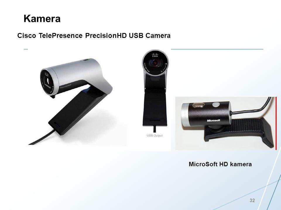 Kamera Cisco TelePresence PrecisionHD USB Camera MicroSoft HD kamera