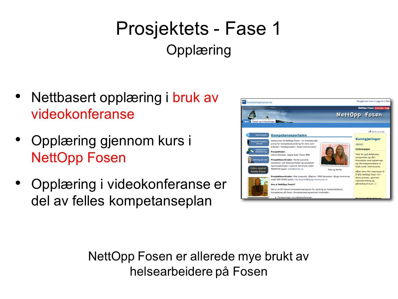 NettOpp Fosen er allerede mye brukt av helsearbeidere på Fosen