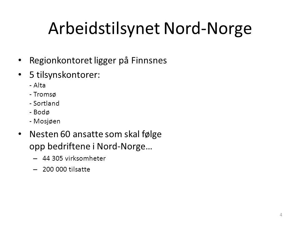 Arbeidstilsynet Nord-Norge