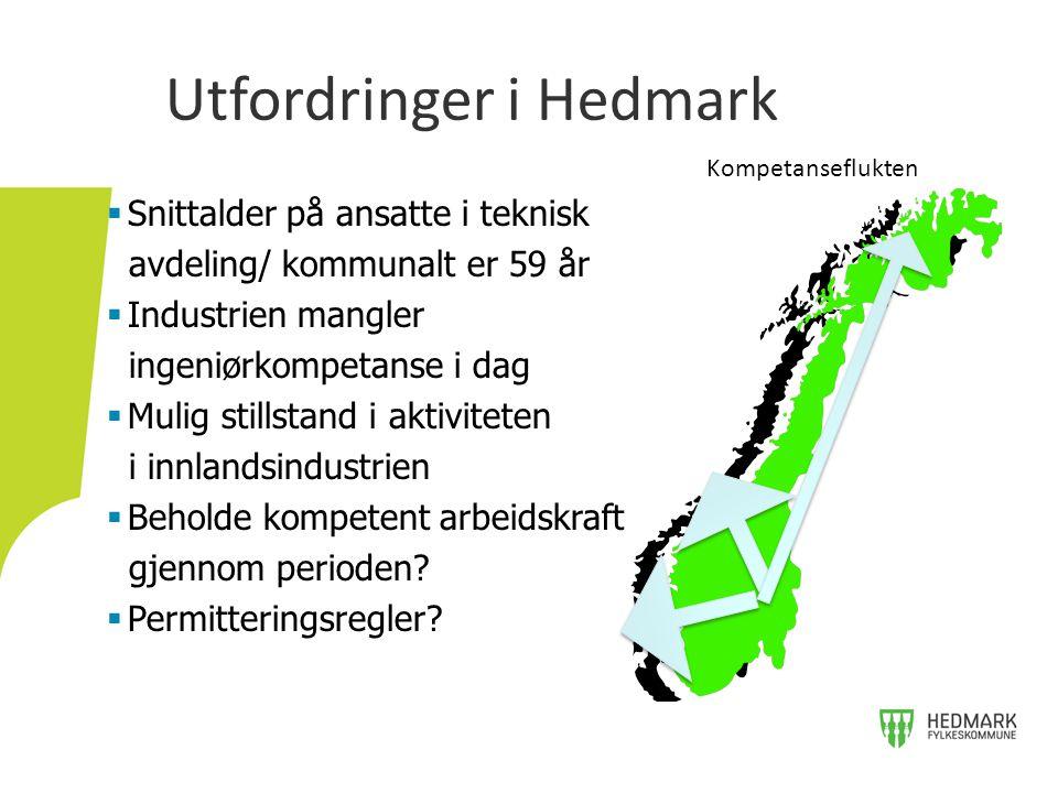 Utfordringer i Hedmark