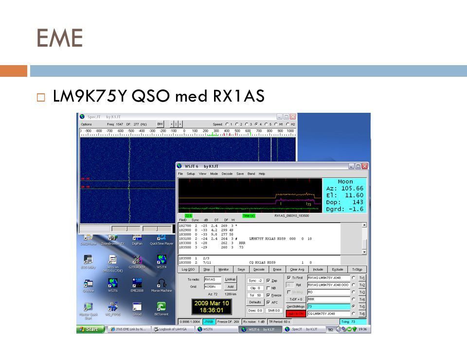 EME LM9K75Y QSO med RX1AS