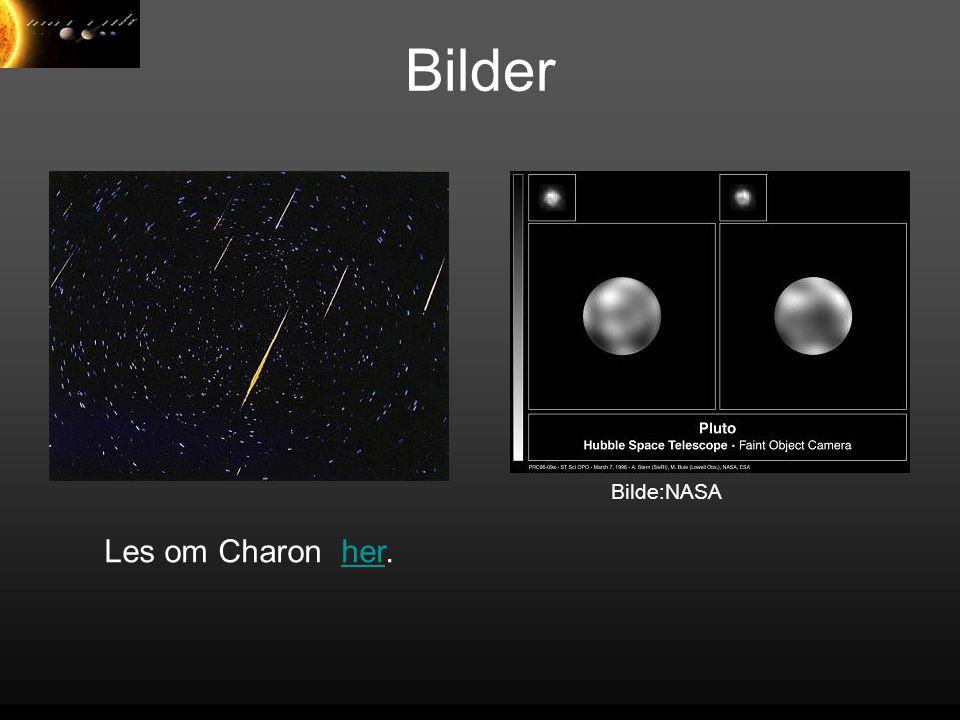 Bilder Bilde:NASA Les om Charon her.