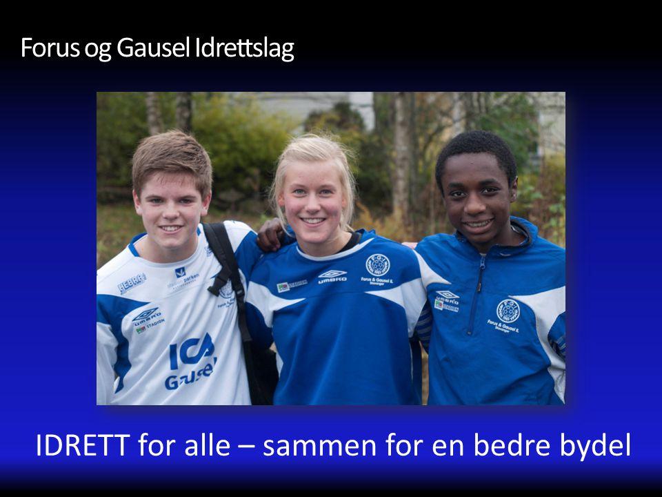 Forus og Gausel Idrettslag