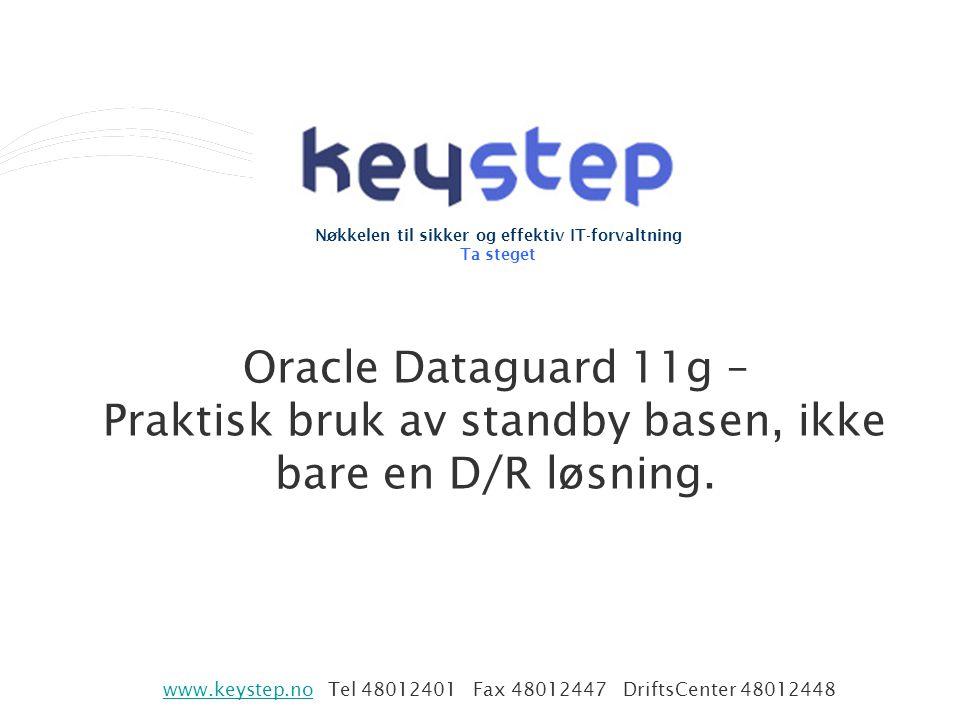 Nøkkelen til sikker og effektiv IT-forvaltning