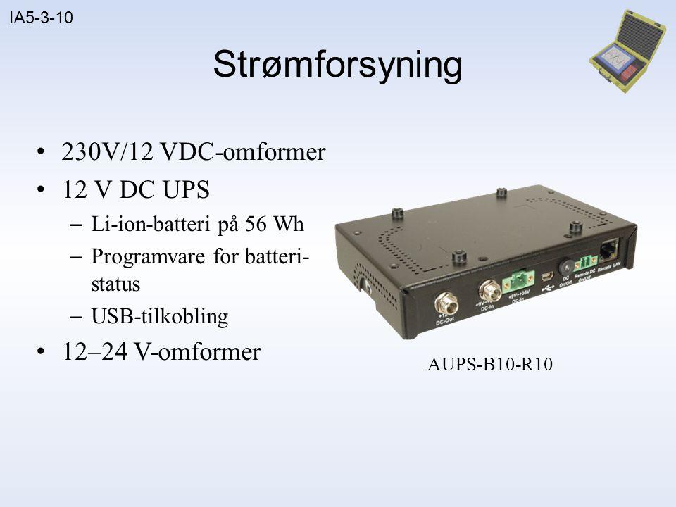 Strømforsyning 230V/12 VDC-omformer 12 V DC UPS 12–24 V-omformer