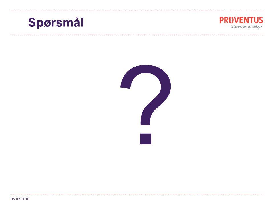 Spørsmål 05.02.2010
