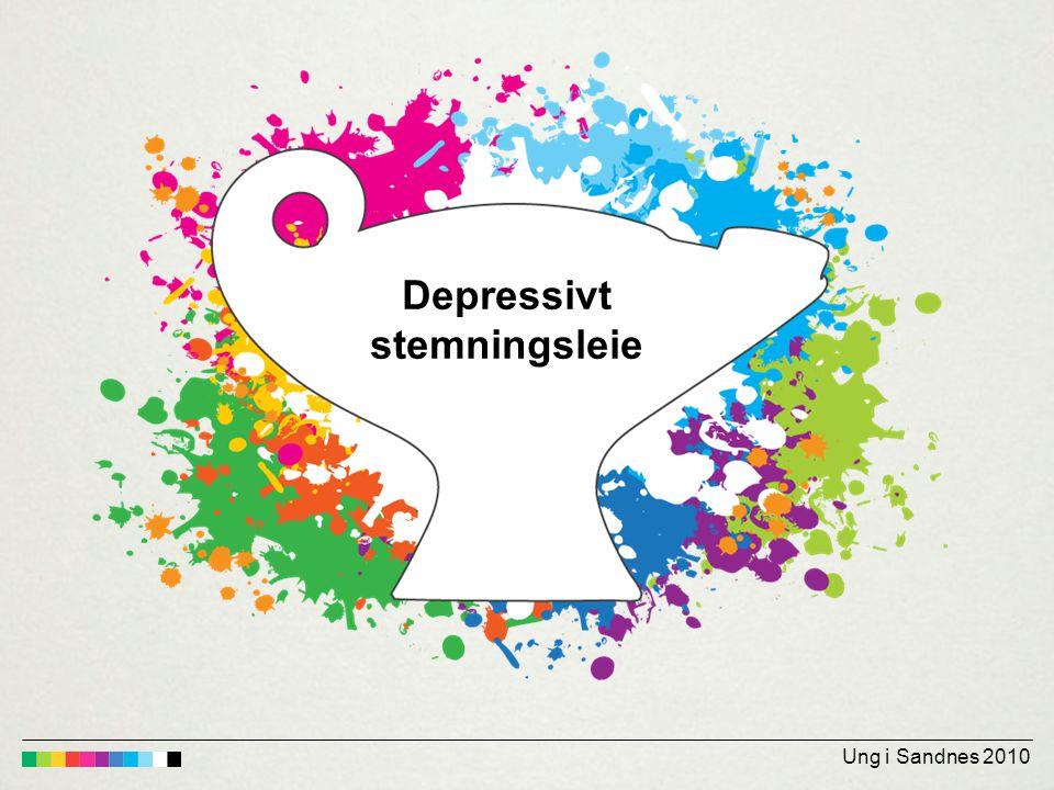 Depressivt stemningsleie