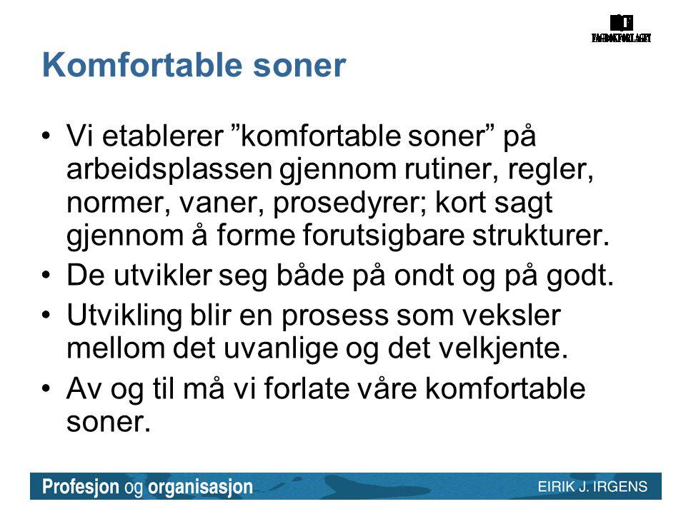 Komfortable soner