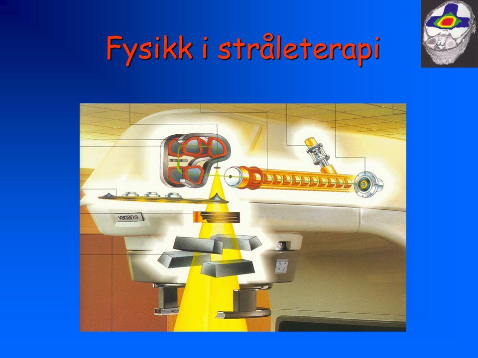 Fysikk i stråleterapi